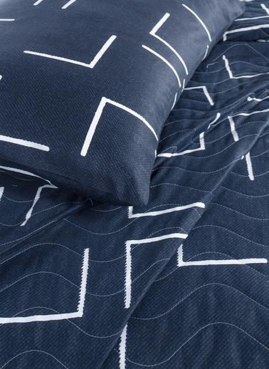 For Home Tek Kişilik Yatak Örtüsü Seti Oxia Renkli